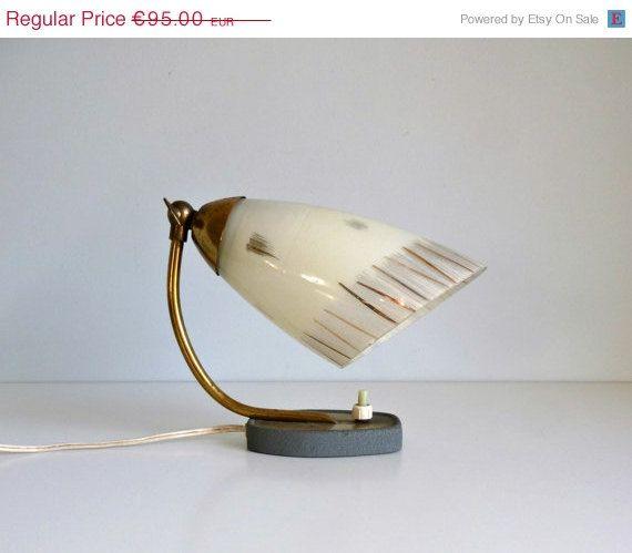 Mid Century Reading Lamp: Mid Century Modern Table Lamp