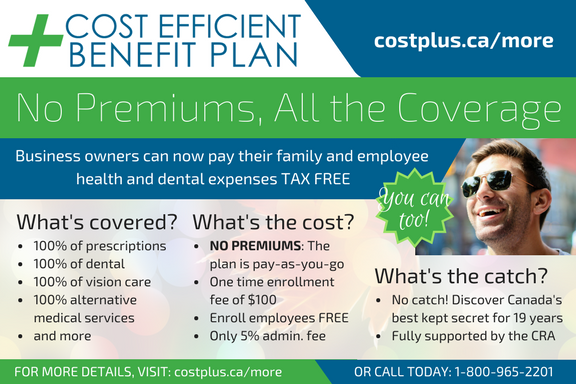 No Premiums, All the Coverage! Business owners can now pay