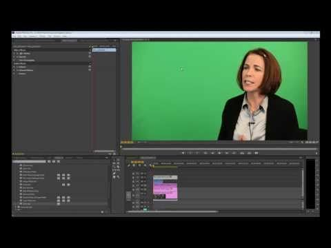 Working With Green Screen In Premiere Pro Cc Premiere Pro Tutorials Premiere Pro Cc Premiere Pro