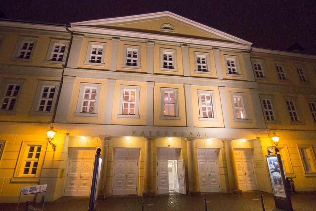 Kaisersaal Erfurt Erfurt Dj Thuringen