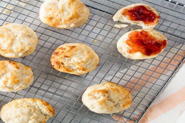 3 Ingredient Buttermilk Biscuits Recipe Food Breads Three Ingredient Recipes Food Recipes 3 Ingredient Recipes