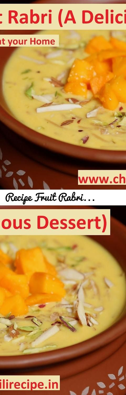 Recipe fruit rabri recipe in hindi indian dessert make at your recipe fruit rabri recipe in hindi indian dessert make at your home tags recipe palak paneer recipes pakora recipes recipes lunch lunch recipes forumfinder Images
