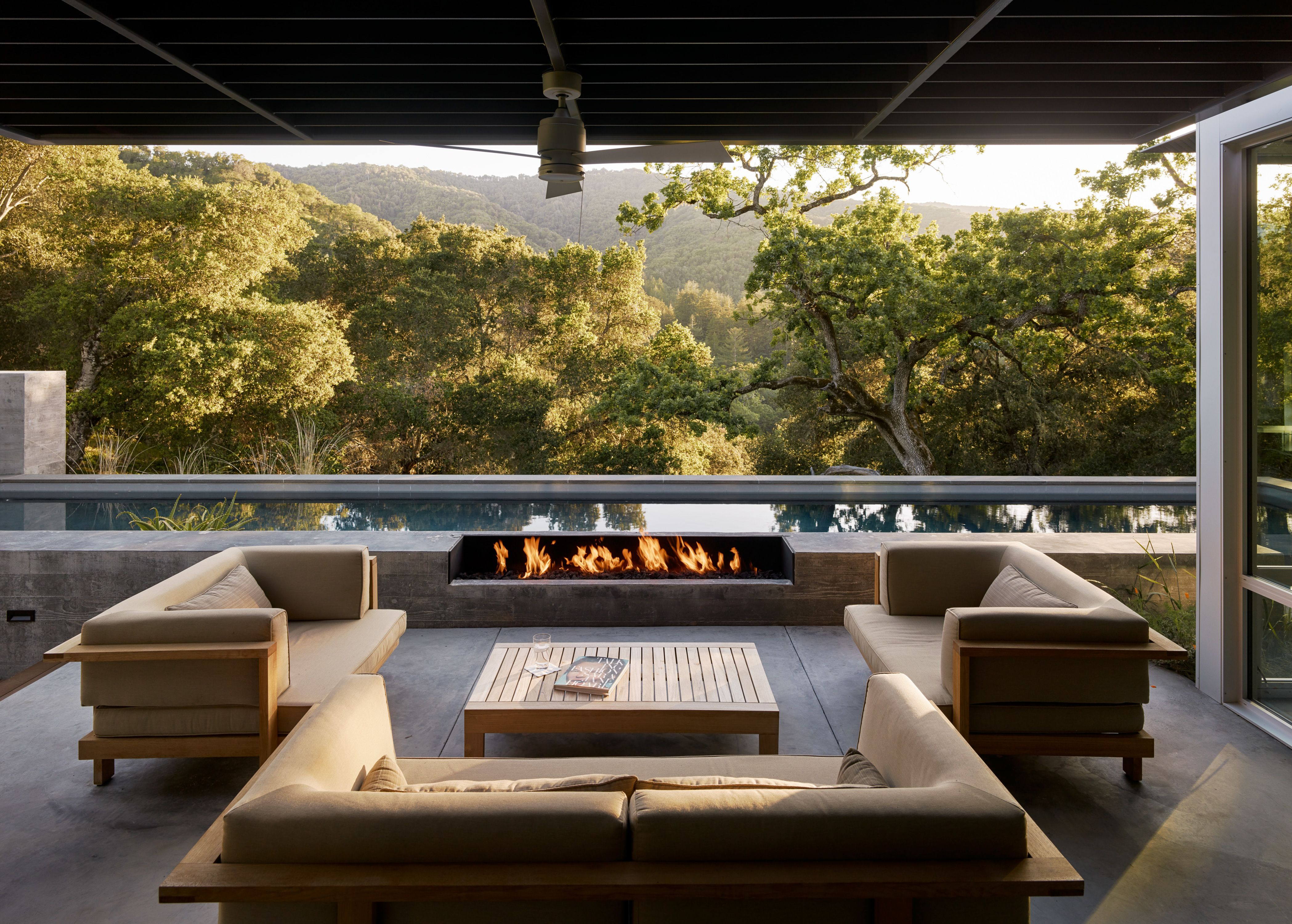 Photo 7 Of 10 In A Meadow With Amenities Outdoor Living Outdoor