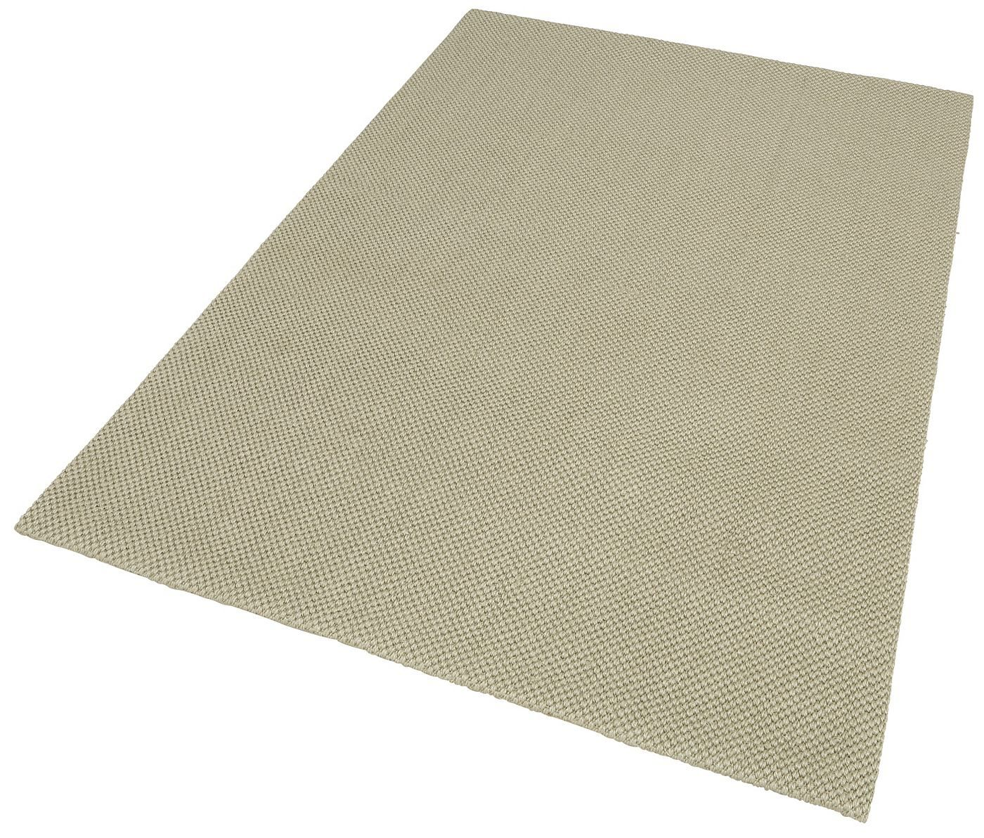 Details:  Uni-Teppich, Echt Sisal, Fußbodenheizungsgeeignet,  Qualität:  Maschinengewebt, 2,35 kg/m² Gesamtgewicht (ca.), 8 mm Gesamthöhe (ca.), Latexrücken, Rutschhemmende Beschichtung auf der Unterseite,  Flormaterial:  100 % Sisal,  Wissenswertes:  Naturprodukte unterstützen die Klimaregulation,  Qualitätshinweis:  Geprüfte Qualität - dieser Artikel untersteht laufenden Kontrollen unserer Qu...