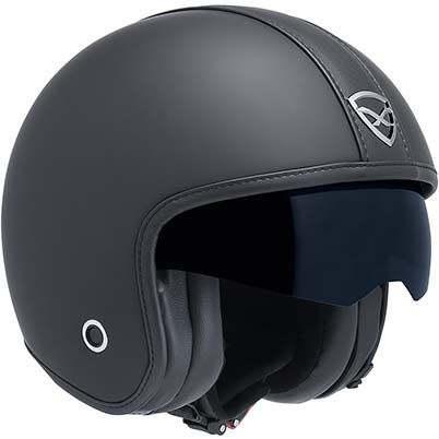 Nexx X70 Core open face motorcycle helmet, available from ForMotorbikes.com with FREE UK delivery and worldwide shipping.