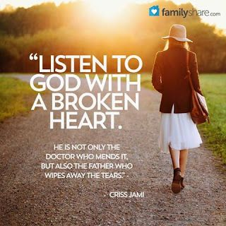 Hold Onto This Journey : Listen to God with a Broken Heart