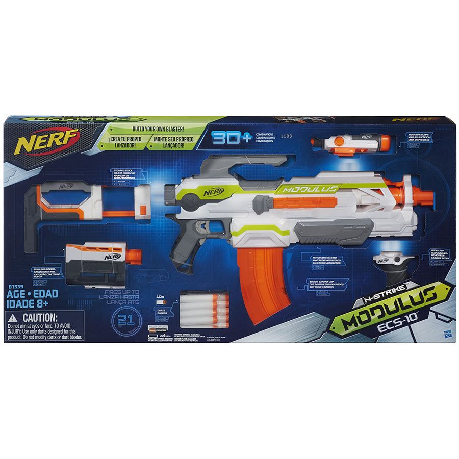 Kids are totally into Nerf guns these days and if you have kids, they might  want a Nerf gun this Christmas. You can get it for free from Toys R Us.  Just ...