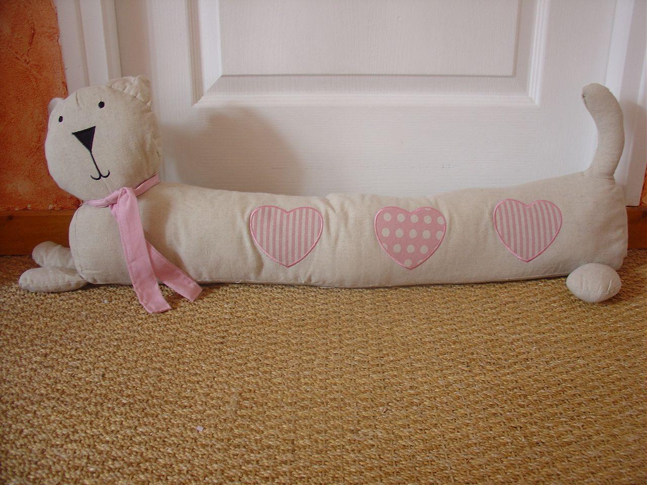le boudin de porte chat les animaux dans la d co pinterest boudin de porte le boudin et. Black Bedroom Furniture Sets. Home Design Ideas
