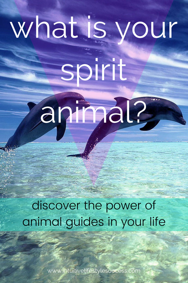 Spirit animals reflect our soul purpose and attributes