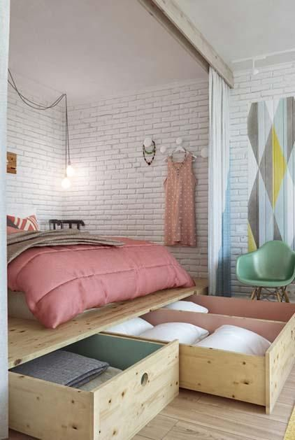 Kleines Zimmer Innovative Ideen Und Tipps Fur Die Dekoration In
