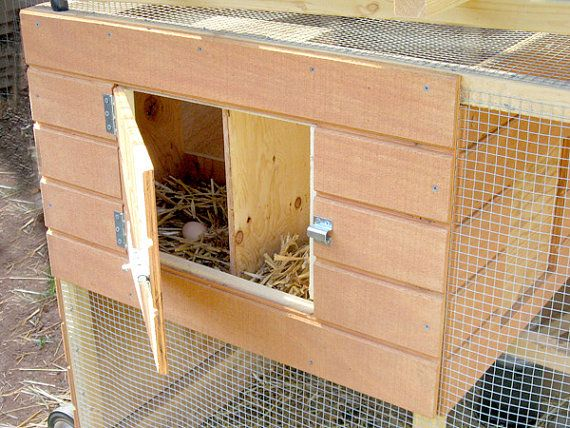 The Garden Ark Mobile Chicken Coop Plan eBook PDF Instant – The Garden Coop Plans Pdf
