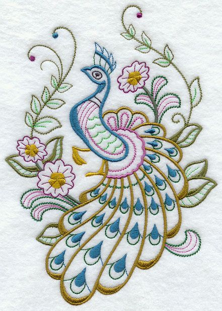 Garden Embroidery Designs machine embroidery designs at embroidery library Machine Embroidery Designs At Embroidery Library Color Change G2184