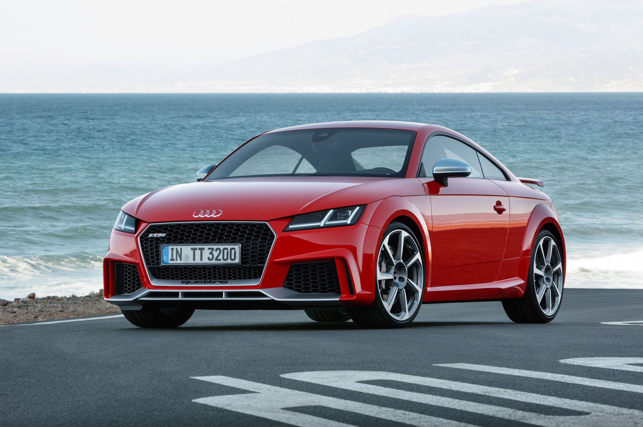Image For 2017 Audi Tt Rs Coupe High Resolution Wallpaper