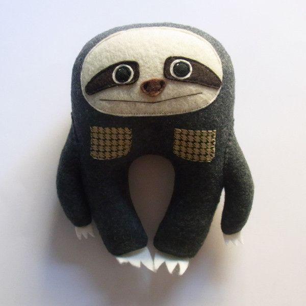 Sloth Softie by Herbert & Friends