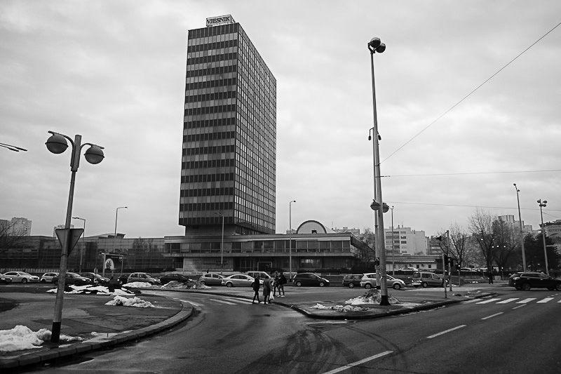 Zageb Modernist Architecture From The Communist Era Architecture