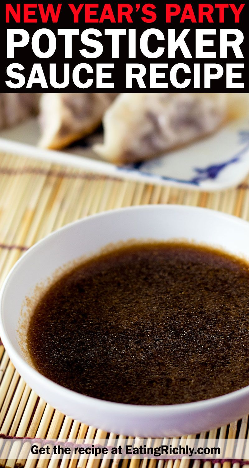 Serving Lucky Potstickers For New Year S Make This Flavorful