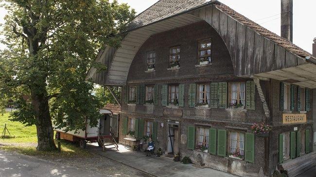 Wilden Maa, Rüdisbach