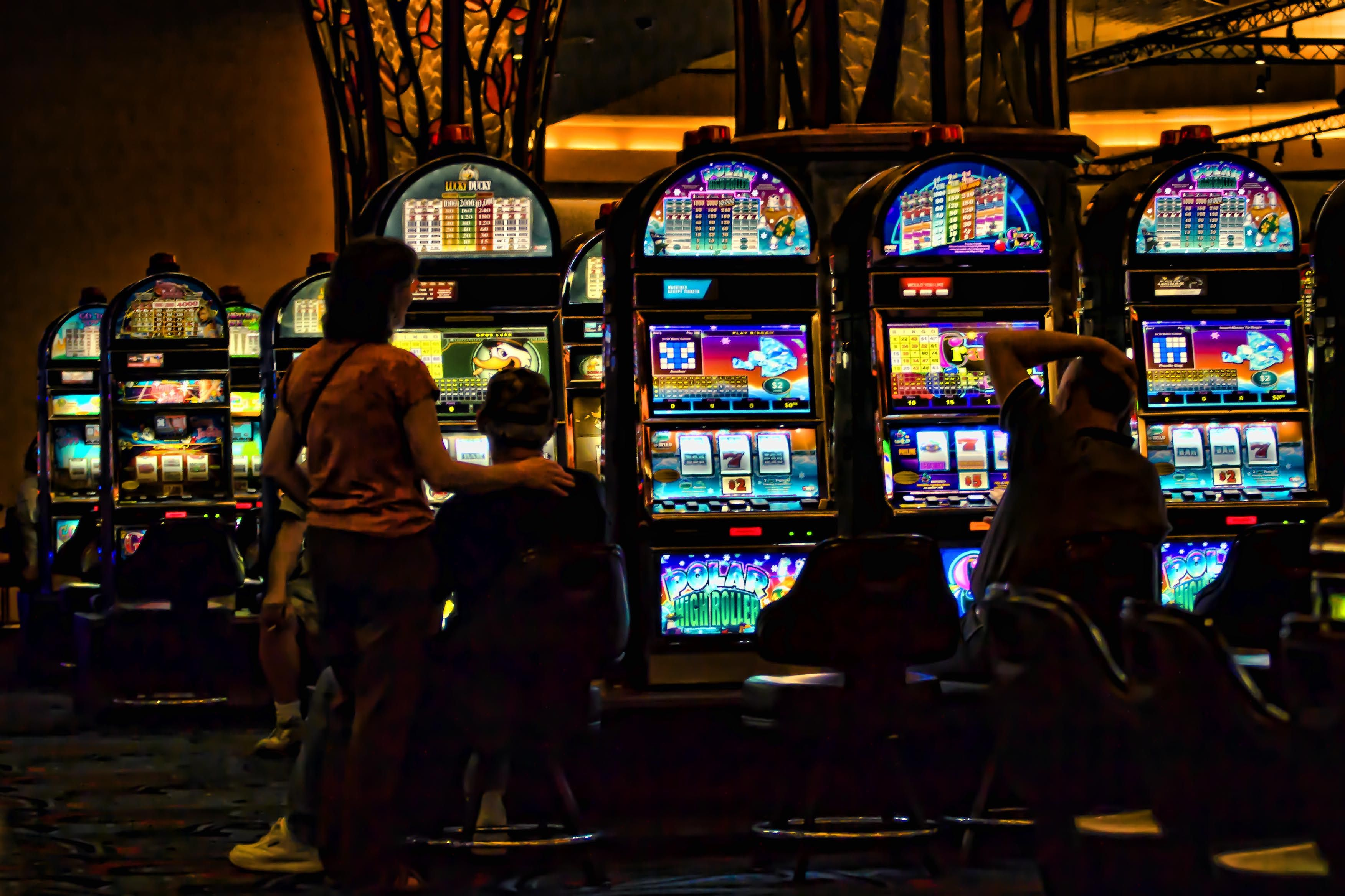 Indian Casino Games