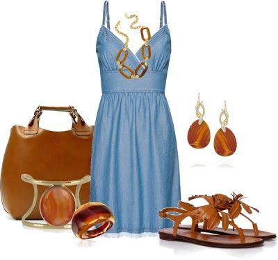 LOLO Moda: #summer #spring #dress #women #stylish #fashion