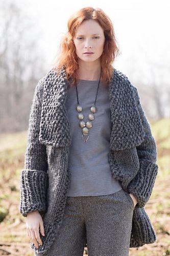 b7ab253057ac Ravelry  Banyan Jacket pattern by Rosemary Drysdale