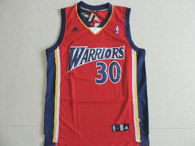 the latest af6b7 83a9c Golden State Curry Warriors red jersey | NBA Golden state ...