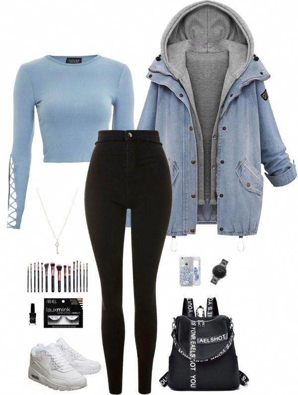 Photo of Current fashion trends for young people High Fashion Teenage Clothing   Top teen … – teen fashion outfits – catalina blog