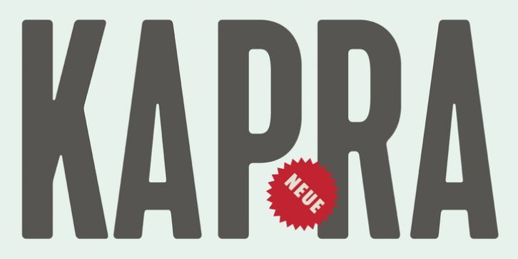 Kapra Neue font download | Fonts in 2019 | Fonts, Font