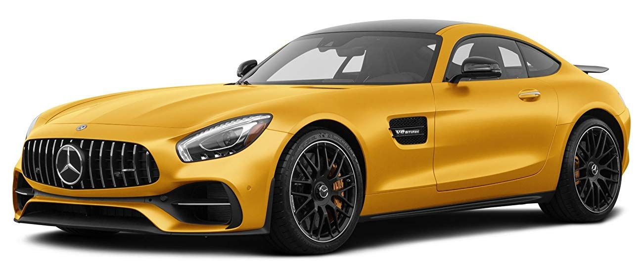 Yellow Mercedes Benz Amg Gt R Coupe Amg Solarbeam Yellow