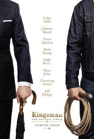 Kingsman 1 Streaming Vf Hd : kingsman, streaming, Kingsman, Altın, Çember, |SİNEMA, ÇEKİMİ|, Golden, Circle,, Kingsman,, Watch