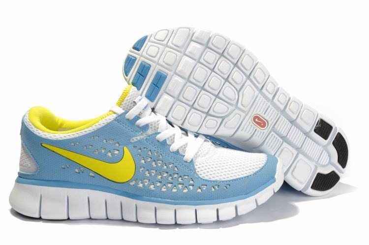 Nike Free 5.0 Shoes Pink Royal Blue Yellow Women'S Strongly Recommended