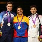 Olympics 2012 - Oro Esgrima - Rubén Limardo Gascón