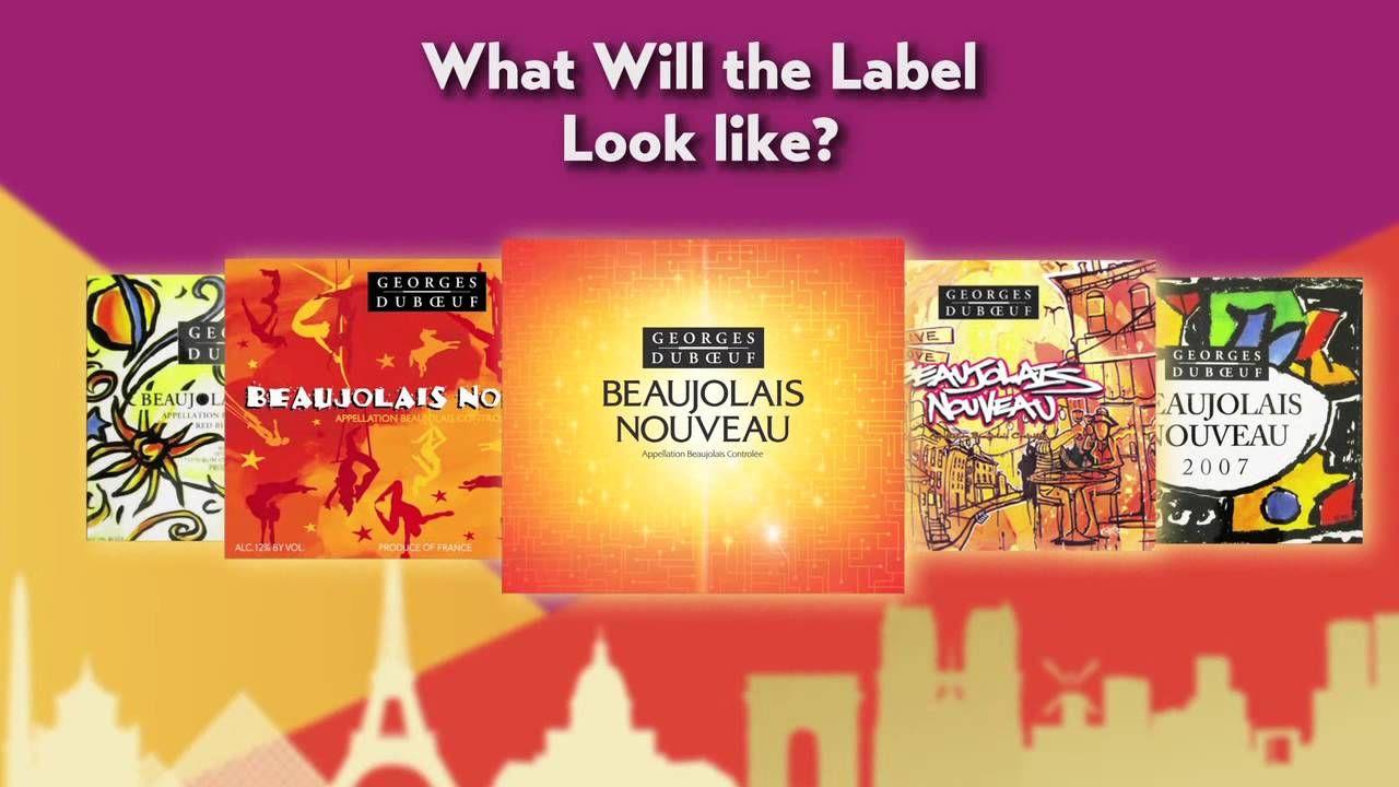Celebrating Beaujolais Nouveau 2013 today!