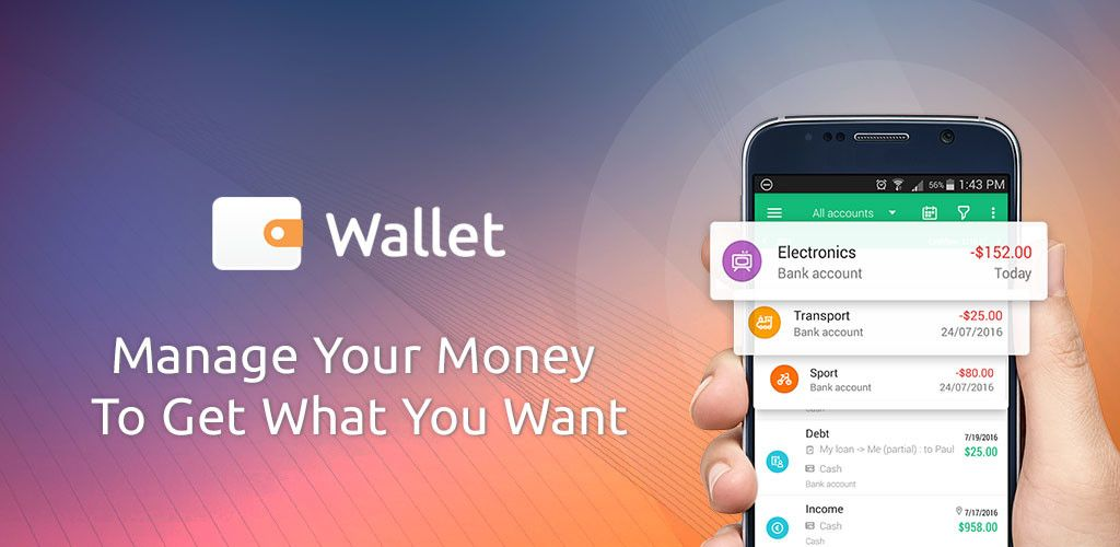 Wallet – Money, Budget, Finance Tracker, Bank Sync v7 0 161
