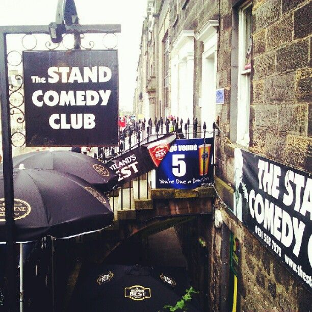 the stand comedy club in edinburgh edinburgh. Black Bedroom Furniture Sets. Home Design Ideas