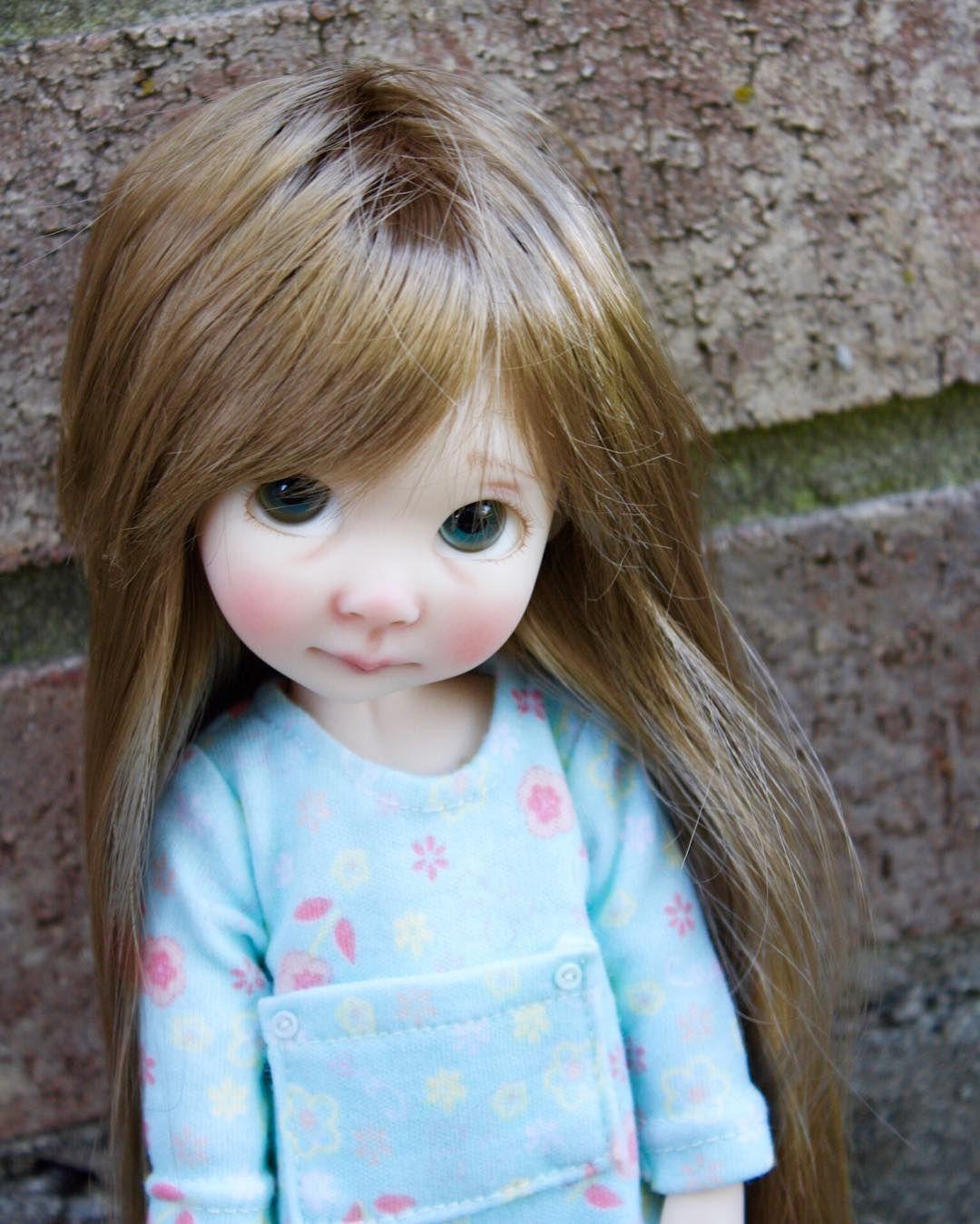 Adeline...#artdoll #handmade #artist #bjd #nikkibritt #nikkibrittstudios #artcollector #artcollective #resin #doll #dolls #arttoy #dollstagram
