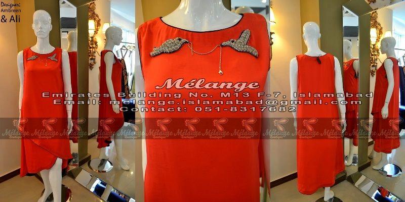 Price: Rs. 8,500 Pcs: 1 — at Mélange.