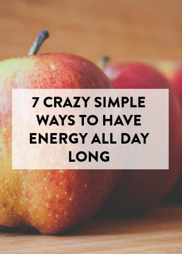 Photo of 7 Crazy Simple Ways to Have Energy All Day Long – The Tiny T…