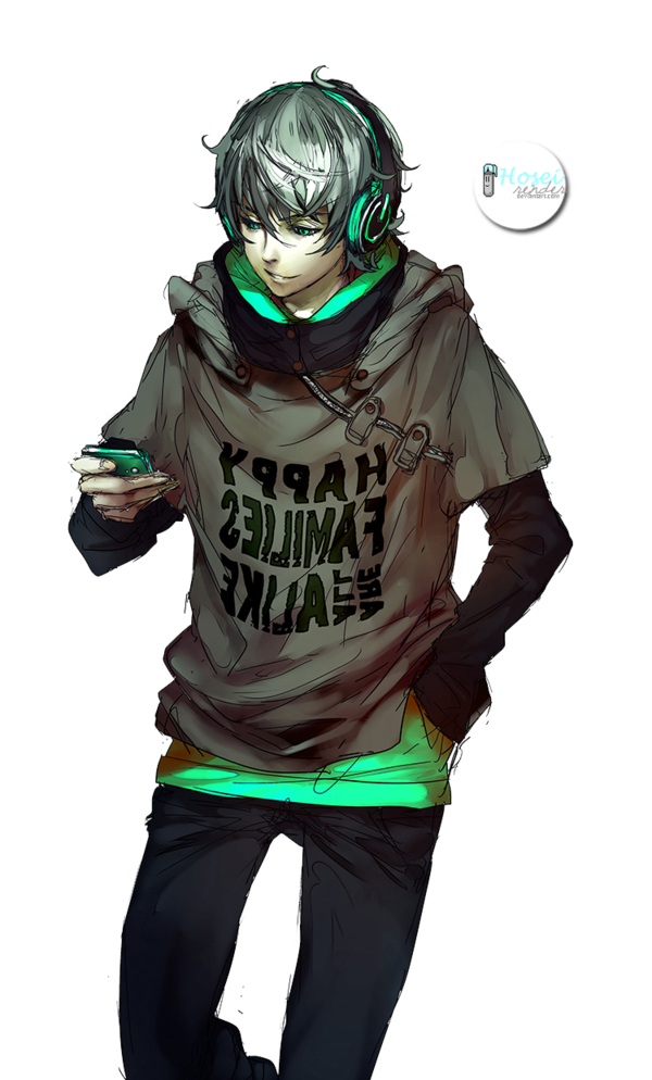 x Render anime boy by Hoseikun on DeviantArt AnimeGuys