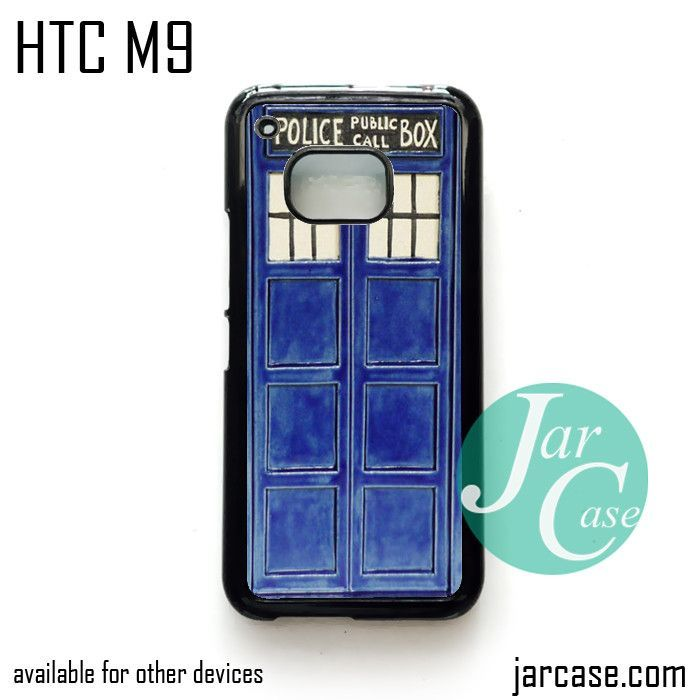 police public box doctor who Phone Case for HTC One M9 case and other HTC Devices