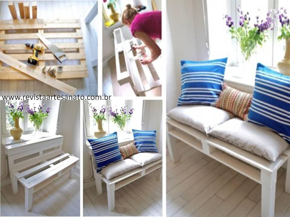 Ideas Para Hacer Muebles Y Cosas Utiles Para La Casa A Partir De