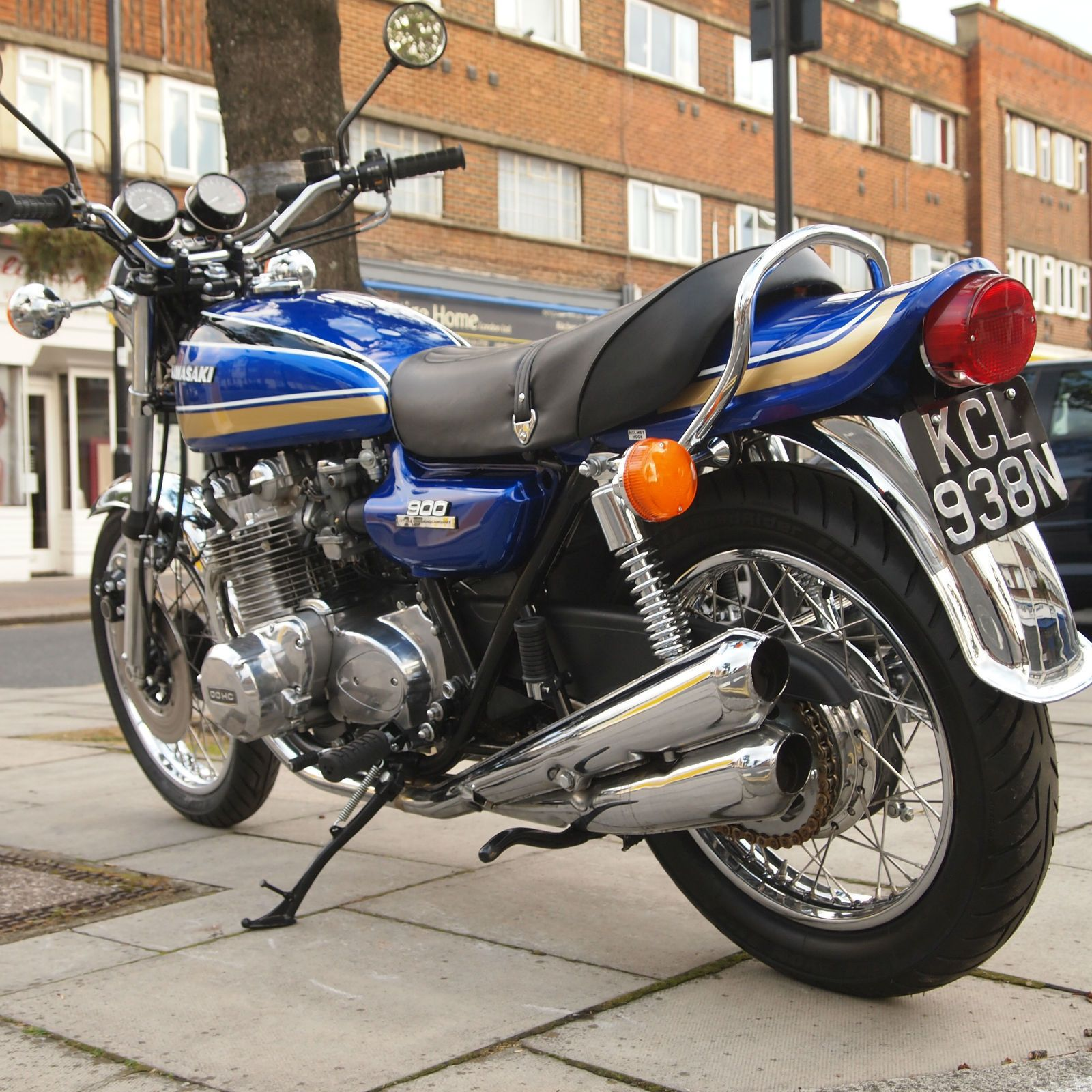 1975 Kawasaki Z1B 900 Clic Vintage, RESERVED FOR MARTIN ...