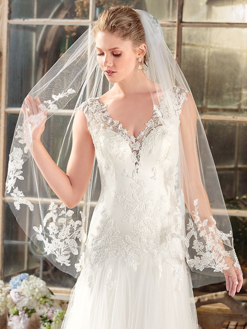 Beloved by Casablanca Bridal Style BL255 Bristol | #1 bridal gowns ...