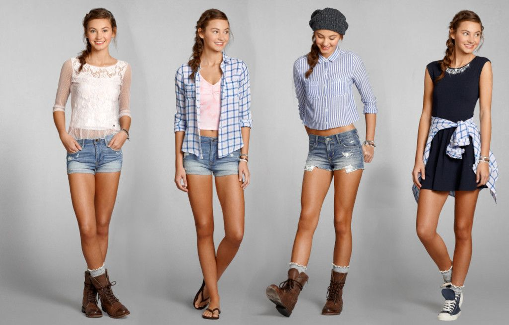 Teens casual wear