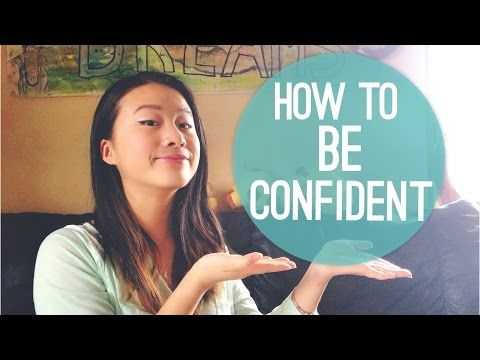 HOW TO BE CONFIDENT!   Livia McQueen - YouTube