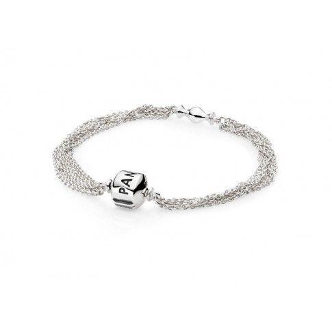 Pandora armband 21 cm
