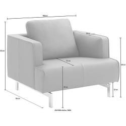 Photo of hülsta sofa Sessel hs440 Hülsta