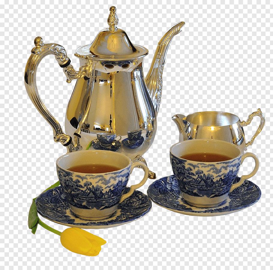 4 Piece Tea Set Arabic Tea Coffee Regency Era Teapot Tea Cup Free Png Tea Pots Tea Green Tea Coffee