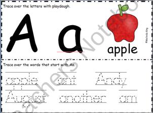 letter number review product from sassyteacher75 on teachersnotebookcom
