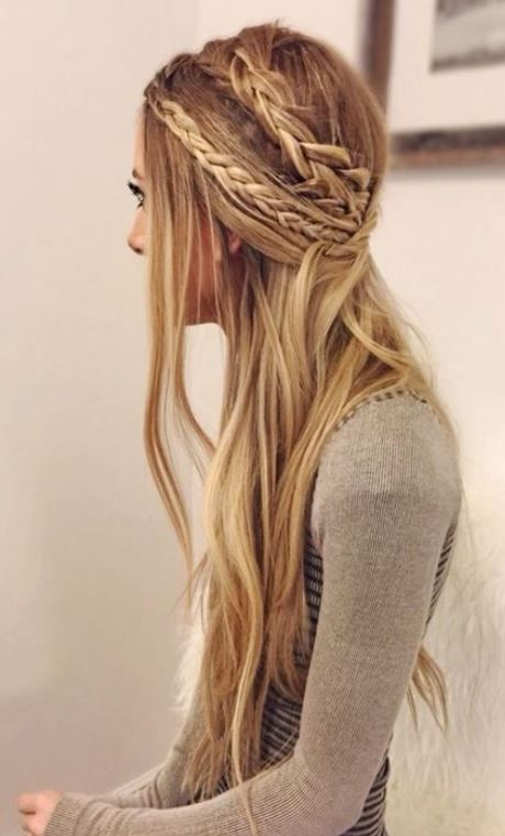 15 Braided Bohemian Hairstyles To Copy Immediately