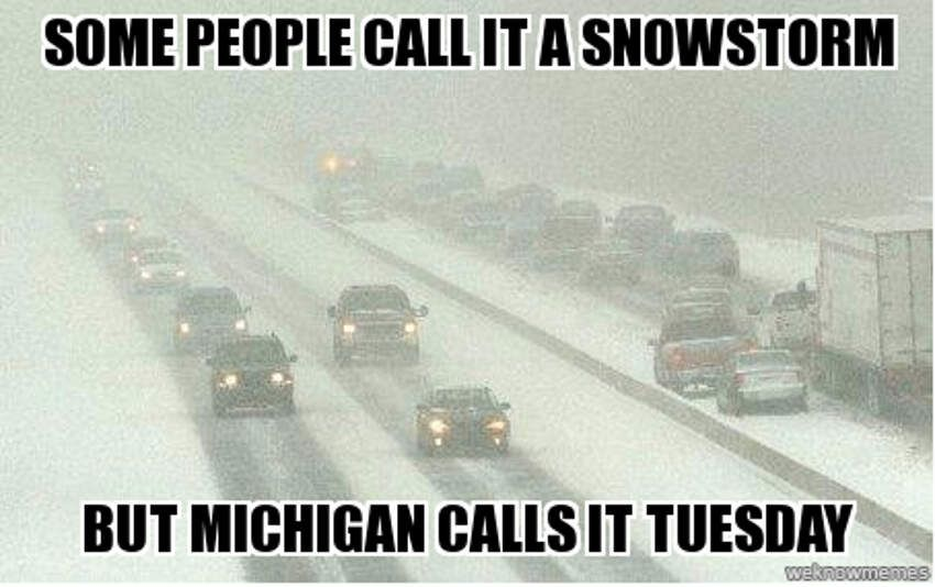 28 Jokes About Michigan That Are Actually Funny Michigan Fun Michigan Facts Michigan Funny